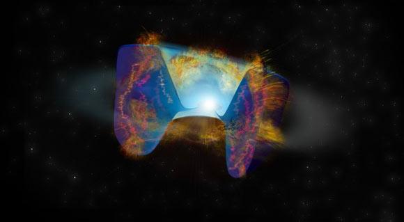 """Bắt được tín hiệu vô tuyến lạ từ """"virus vũ trụ"""": Chui vào vật thể khác và gây nổ - 1"""
