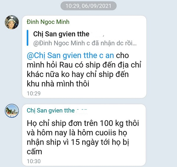 Hà Nội: DN khóc dở mếu dở vì giấy đi đường, lo ngại hợp đồng bị hủy cả loạt - 2