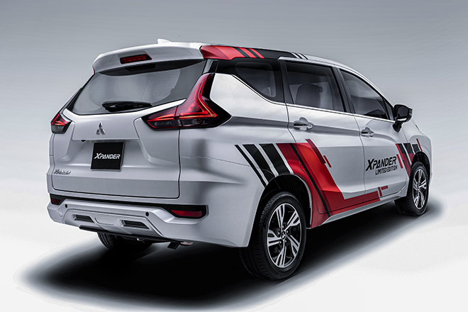 Mitsubishi Xpander có thêm bản đặc biệt tại Việt Nam, giá bán 630 triệu đồng - 3
