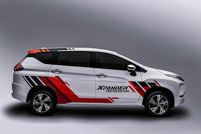 Mitsubishi Xpander có thêm bản đặc biệt tại Việt Nam, giá bán 630 triệu đồng - 8