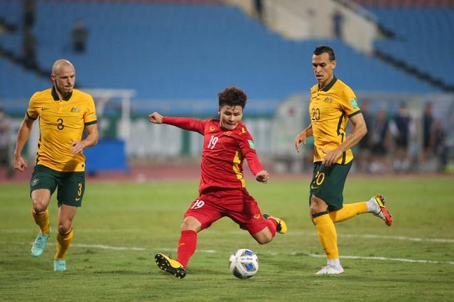 Trực tiếp bóng đá Việt Nam - Australia: Đội khách mở tỷ số - 16