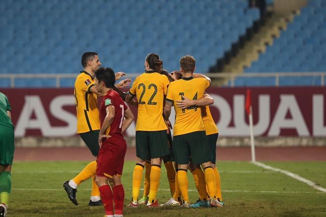 Trực tiếp bóng đá Việt Nam - Australia: Đội khách mở tỷ số - 9