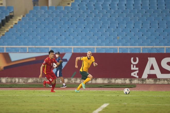 Trực tiếp bóng đá Việt Nam - Australia: Đội khách mở tỷ số - 14