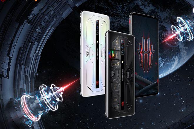Ra mắt smartphone chơi game Red Magic 6s Pro – Siêu bá đạo