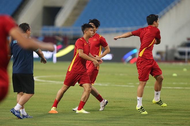 Trực tiếp bóng đá Việt Nam - Australia: Đội khách mở tỷ số - 21