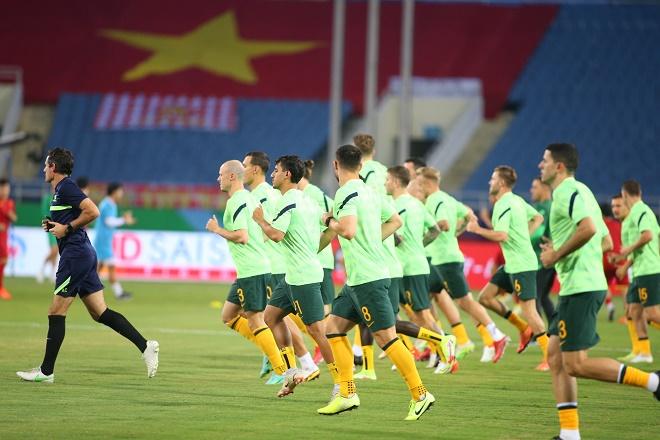 Trực tiếp bóng đá Việt Nam - Australia: Đội khách mở tỷ số - 22