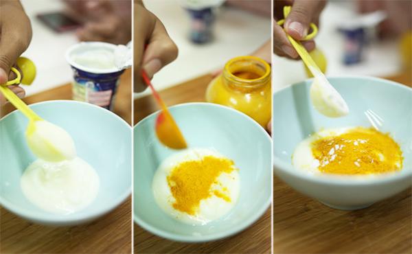 Top 15 cách làm mặt nạ sữa chua giúp trị mụn trắng da an toàn hiệu quả - 3