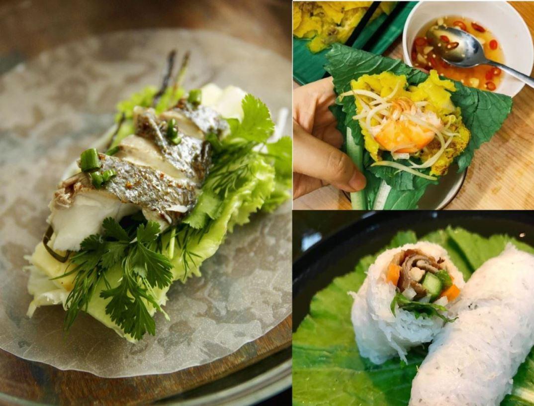 Việt Nam là đất nước có nhiều món cuốn đặc sắc nhất thế giới - 1