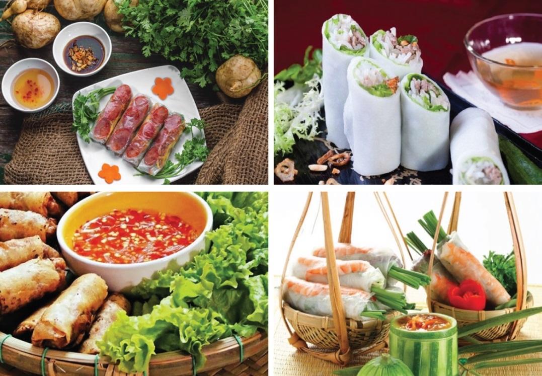 Việt Nam là đất nước có nhiều món cuốn đặc sắc nhất thế giới - 3