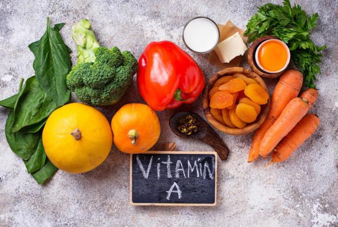 4 nhóm thực phẩm tốt cho mắt nên khuyến khích trẻ ăn nhiều khi học online - 3