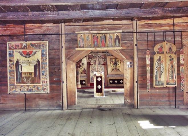 Nhà thờ gỗ hơn 300 năm tuổi xây dựng mà không dùng tới đinh sắt - 5