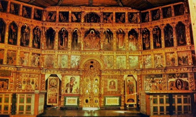 Nhà thờ gỗ hơn 300 năm tuổi xây dựng mà không dùng tới đinh sắt - 6