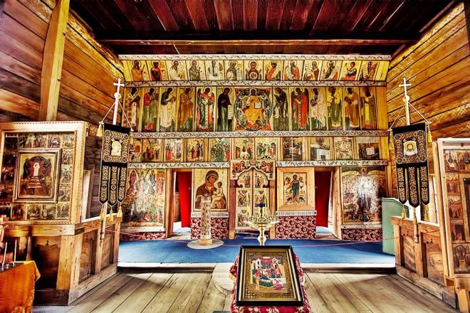 Nhà thờ gỗ hơn 300 năm tuổi xây dựng mà không dùng tới đinh sắt - 7