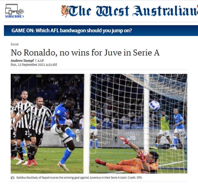 """MU đại thắng nhờ Ronaldo, Juventus thảm bại: """"Lão bà"""" sai lầm vì bán rẻ CR7 - 3"""