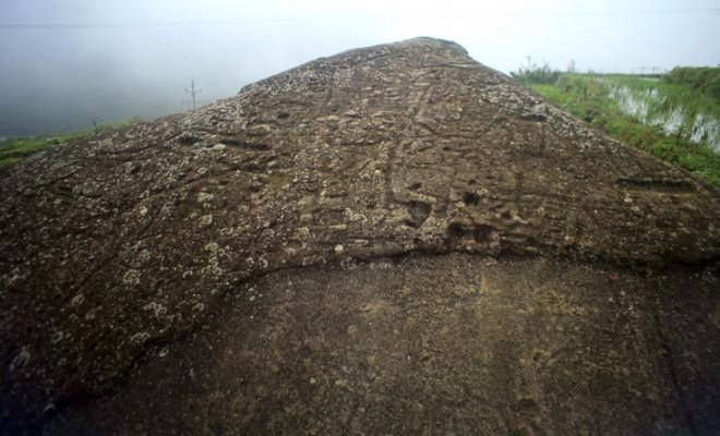 Bãi đá cổ Sa Pa - Nơi ẩn dấu những bí ẩn của người cổ xưa - 4