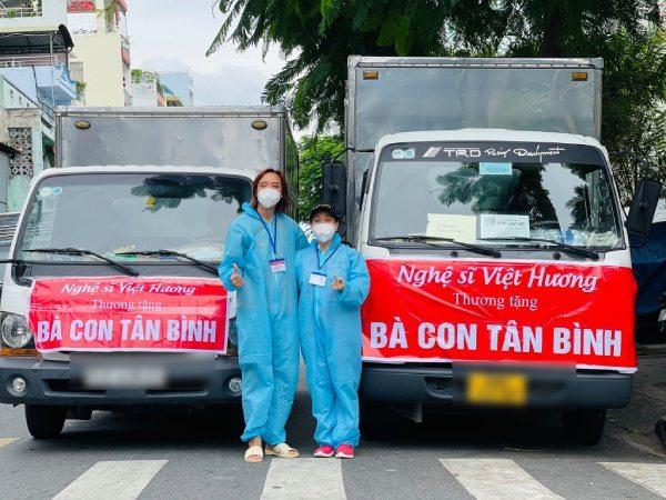 Việt Hương cùng dàn sao rưng lệ tuyên bố dừng làm từ thiện: Lý do thật sự là gì? - 1
