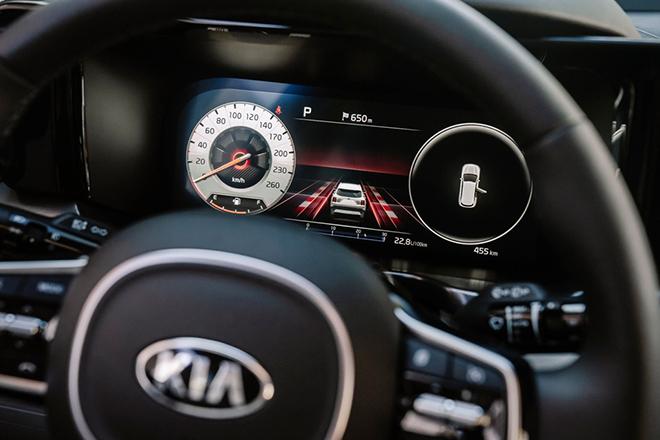 Giá xe Kia Sorento lăn bánh tháng 9/2021, hỗ trợ lên đến 100 triệu đồng - 10