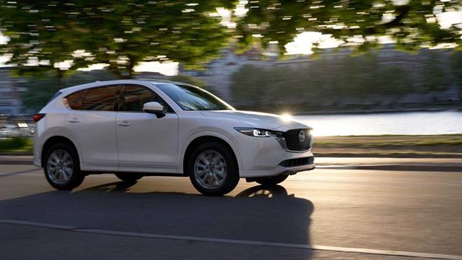 Mazda CX-5 2022 trình làng, dẫn động 4 bánh là trang bị tiêu chuẩn - 3