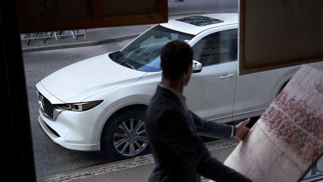 Mazda CX-5 2022 trình làng, dẫn động 4 bánh là trang bị tiêu chuẩn - 4