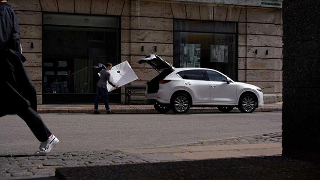 Mazda CX-5 2022 trình làng, dẫn động 4 bánh là trang bị tiêu chuẩn - 5