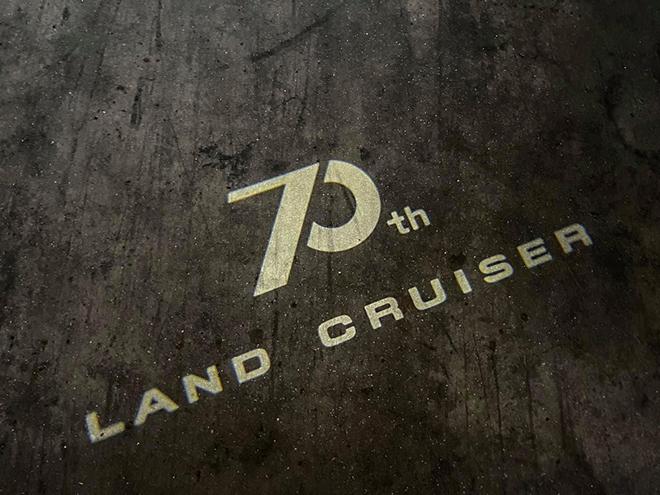 Toyota Land Cruiser thế hệ mới có thêm bản kỷ niệm 70 năm - 6
