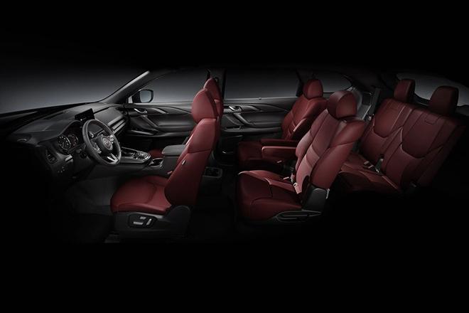Mazda CX-9 bản nâng cấp mới ra mắt tại Đông Nam Á - 4