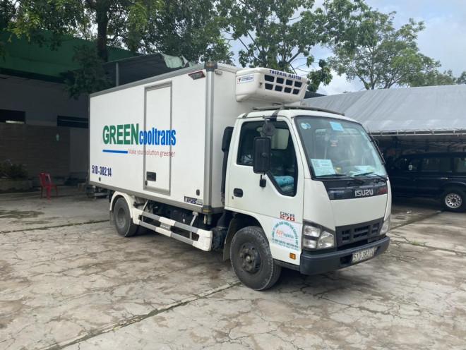 """Bình Thuận đưa 15 người """"ngồi thùng xe đông lạnh né chốt"""" về quê - 3"""