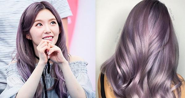 12 màu tóc nâu xám đẹp ấn tượng nổi bật và cá tính được yêu thích nhất - 10
