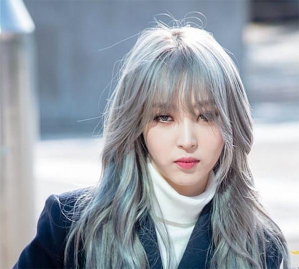 12 màu tóc nâu xám đẹp ấn tượng nổi bật và cá tính được yêu thích nhất - 11