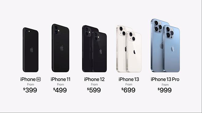 Apple ra mắt bộ tứ iPhone 13: Tuyệt đỉnh camera, giá không đổi - 11