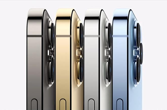 Apple ra mắt bộ tứ iPhone 13: Tuyệt đỉnh camera, giá không đổi - 6