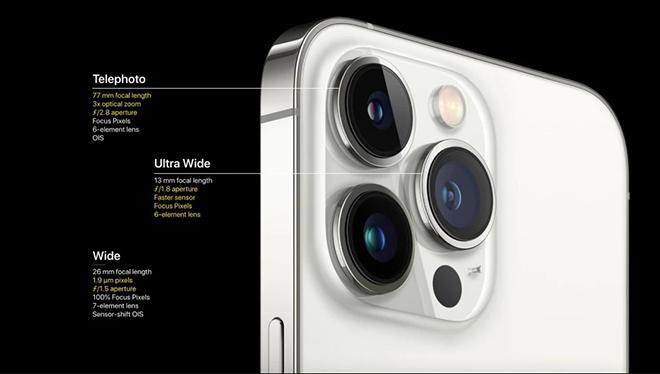 Apple ra mắt bộ tứ iPhone 13: Tuyệt đỉnh camera, giá không đổi - 8