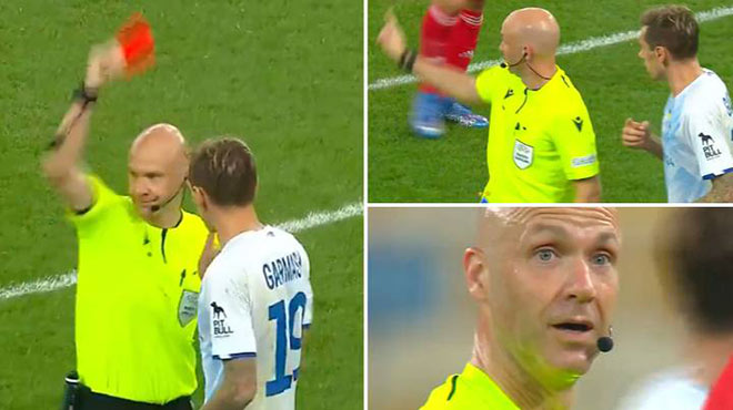 Trọng tài người hùng EURO mắc sai lầm nghiêm trọng ở cúp C1, fan đòi đuổi việc - 3