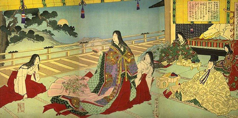 Từ thú vui của lãnh chúa, món bánh trung thu truyền thống của người Nhật ra đời - 3