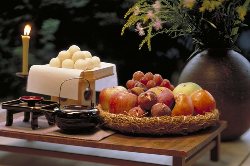 Từ thú vui của lãnh chúa, món bánh trung thu truyền thống của người Nhật ra đời - 6