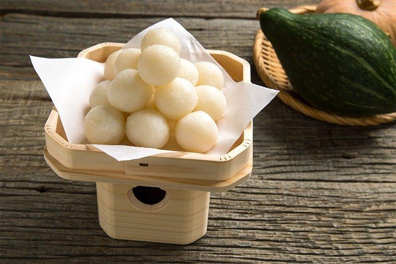 Từ thú vui của lãnh chúa, món bánh trung thu truyền thống của người Nhật ra đời - 8
