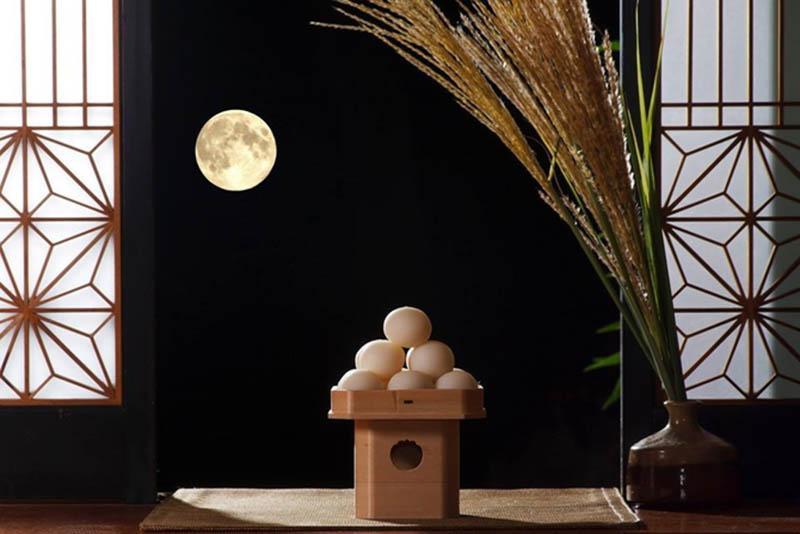 Từ thú vui của lãnh chúa, món bánh trung thu truyền thống của người Nhật ra đời - 4