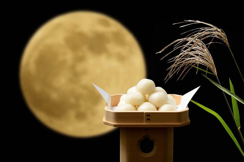 Từ thú vui của lãnh chúa, món bánh trung thu truyền thống của người Nhật ra đời - 1