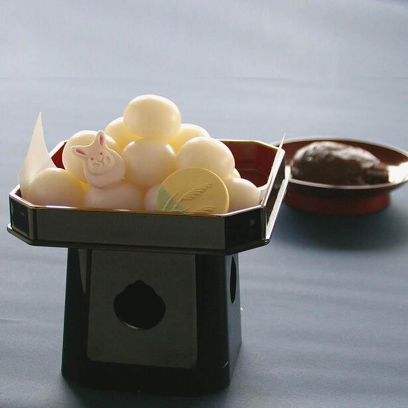 Từ thú vui của lãnh chúa, món bánh trung thu truyền thống của người Nhật ra đời - 5