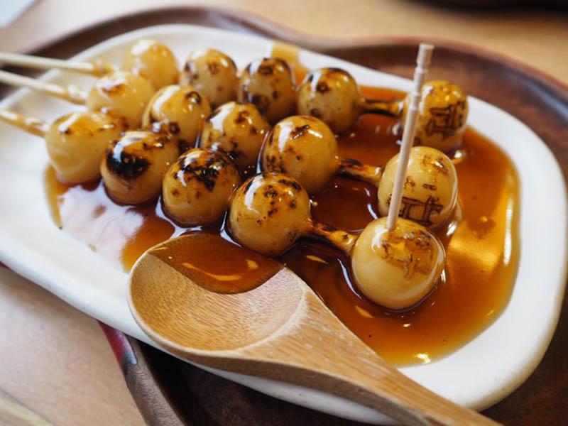 Từ thú vui của lãnh chúa, món bánh trung thu truyền thống của người Nhật ra đời - 10