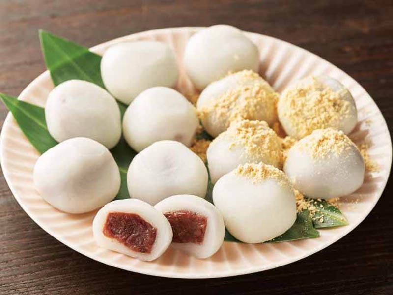 Từ thú vui của lãnh chúa, món bánh trung thu truyền thống của người Nhật ra đời - 11