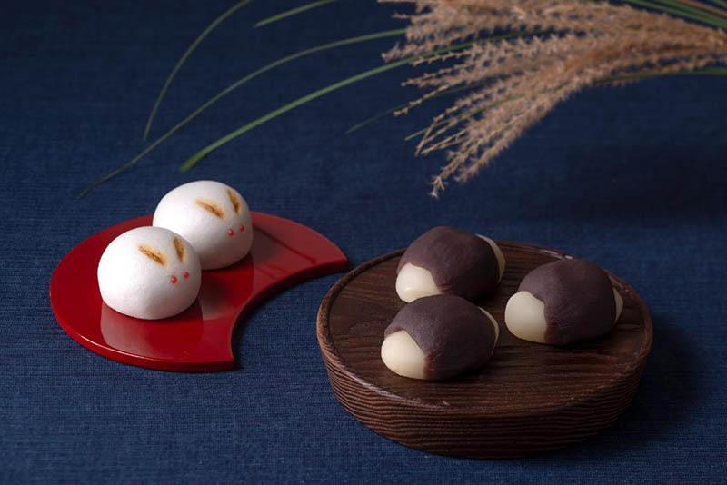 Từ thú vui của lãnh chúa, món bánh trung thu truyền thống của người Nhật ra đời - 12