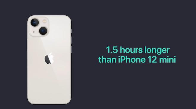 TRỰC TIẾP: Apple công bố 4 phiên bản của iPhone 13 series - 15