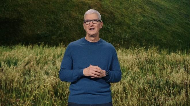 TRỰC TIẾP: Apple công bố 4 phiên bản của iPhone 13 series - 62