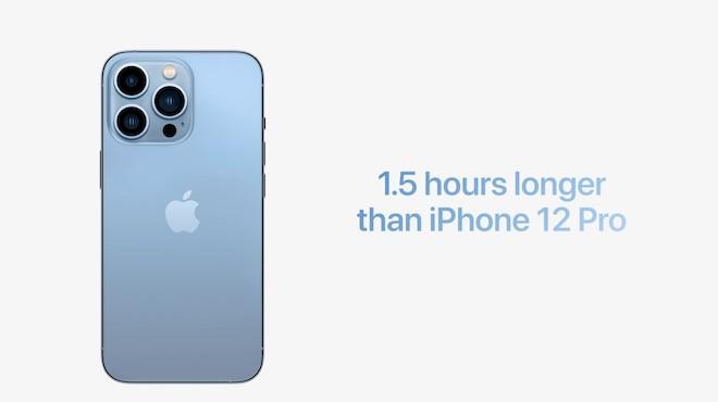 TRỰC TIẾP: Apple công bố 4 phiên bản của iPhone 13 series - 5