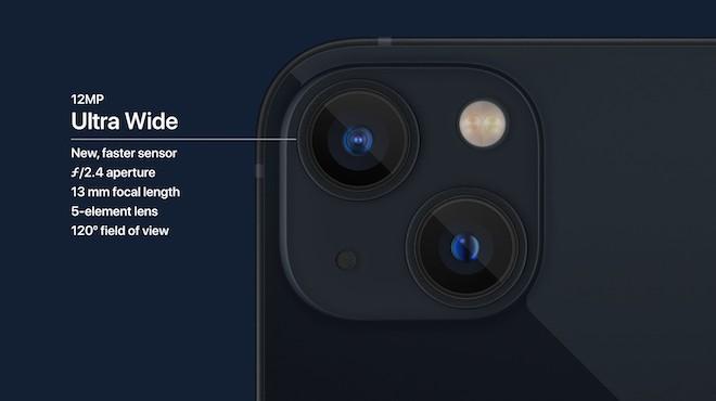 TRỰC TIẾP: Apple công bố 4 phiên bản của iPhone 13 series - 19