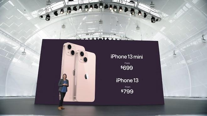TRỰC TIẾP: Apple công bố 4 phiên bản của iPhone 13 series - 14