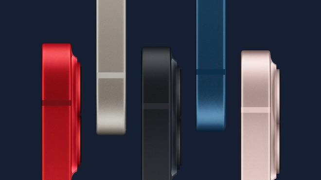 TRỰC TIẾP: Apple công bố 4 phiên bản của iPhone 13 series - 25