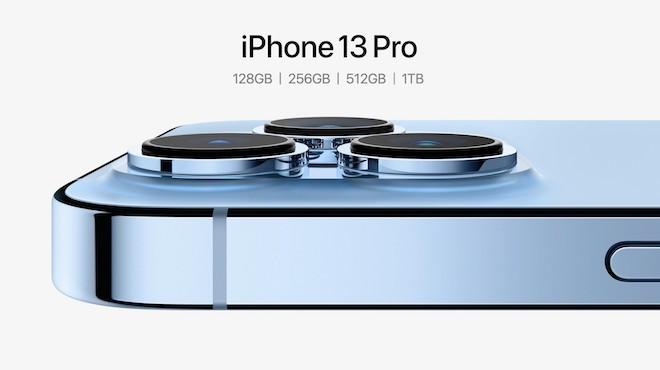 TRỰC TIẾP: Apple công bố 4 phiên bản của iPhone 13 series - 3