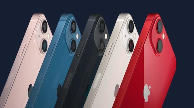 TRỰC TIẾP: Apple công bố 4 phiên bản của iPhone 13 series - 24